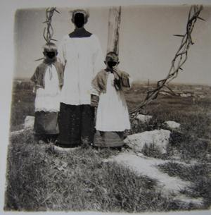Płaszów C-Dołek ok. 1956 roku