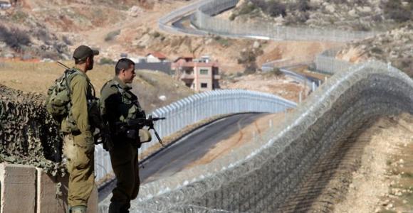 Ogrodzenie na granicy Izraela