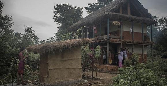 Chhaupadi w Nepalu